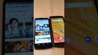 Blackview P10000 PRO  vs Ulephone Power 5