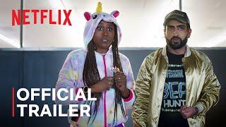 The Lovebirds   Issa Rae & Kumail Nanjiani   Official Trailer   Netflix