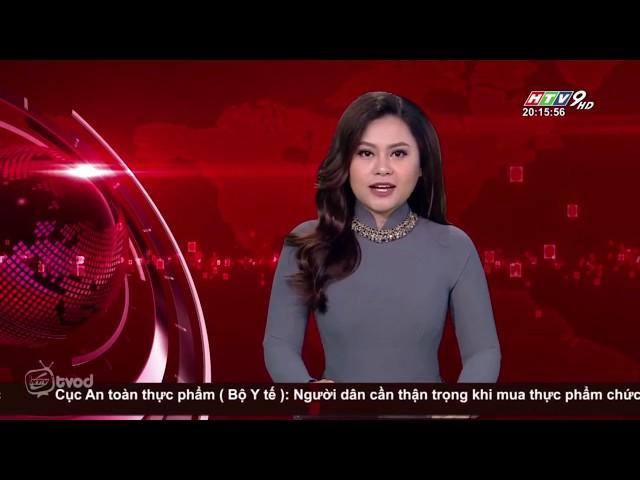 Pharmed & Healthcare 2018 - Bản tin HTV9 Khai...
