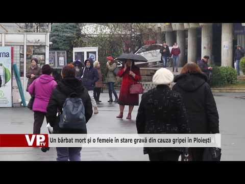 Un bărbat mort și o femeie în stare gravă din cauza gripei în Ploiești