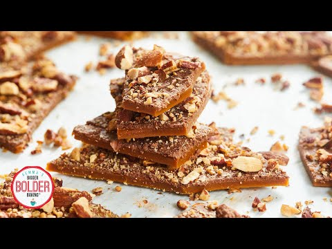My English Toffee Is The Perfect Holiday Gift