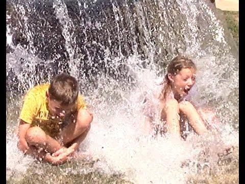 My Kids ALS Ice Bucket Challenge