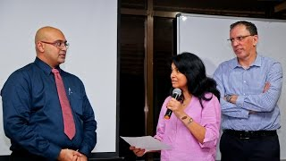 RAYEN JIWALAL BACHELOR PRESENTATION-3- DIPLOMA UITREIKING @ IMIT