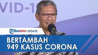 Update Virus Corona per 23 Mei: Total Ada 21.745 Kasus Positif Covid-19 di Tanah Air, Bertambah 949