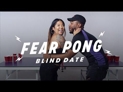 Fear Pong: Blind Dates (Bre & Blake)   Fear Pong   Cut