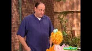 Sesame Street: James Gandolfini Talks About Feeling Scared