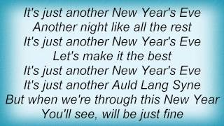 Barry Manilow - It's Just Another New Years Eve Lyrics_1