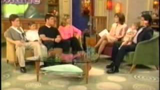 Father's Day With Donny   Marie Osmond.wmv