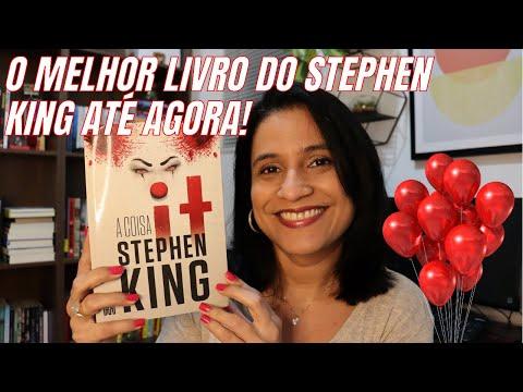 IT A COISA Stephen King - PORQUE NÃO DEI 5 ESTRELAS para esse livro