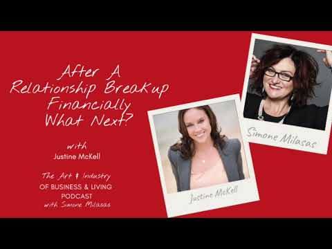 After A Relationships Breakup Financially What Next