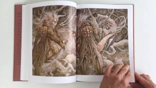Brian Froud. The Goblins Of Labyrinth - QuickLook/CoolBook -