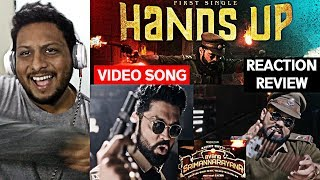 Hands Up Video Song I NorthIndian Reaction Review I Avane Srimannarayana I Rakshit Shetty I ASN