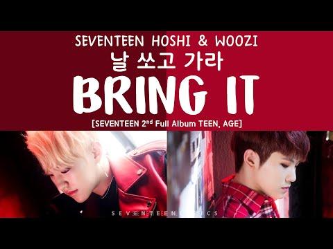 SEVENTEEN LYRICS - [TEENAGE] SHOOT ME BEFORE YOU GO (Hoshi