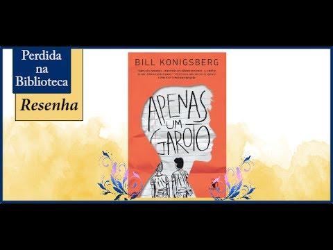 Resenha: Apenas um garoto de Bill Konigsberg