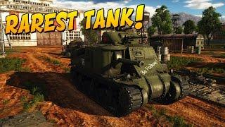 RAREST TANK? - Soviet M3 - War Thunder RB Gameplay