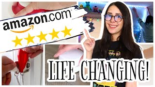 AMAZON MUST HAVES THINGS 2021 (some life changing, practical & fun items)