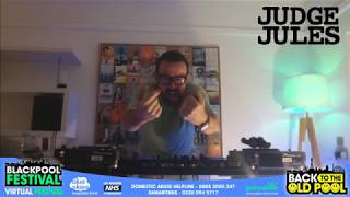 Judge Jules - Live @ Blackpool Virtual Festival 2020