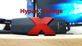 דיסק און קי HyperX Savage