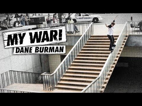 My War: Dane Burman