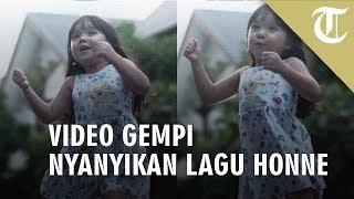 Kumpulan Video Gempi saat Nyanyi hingga Di-repost Honne