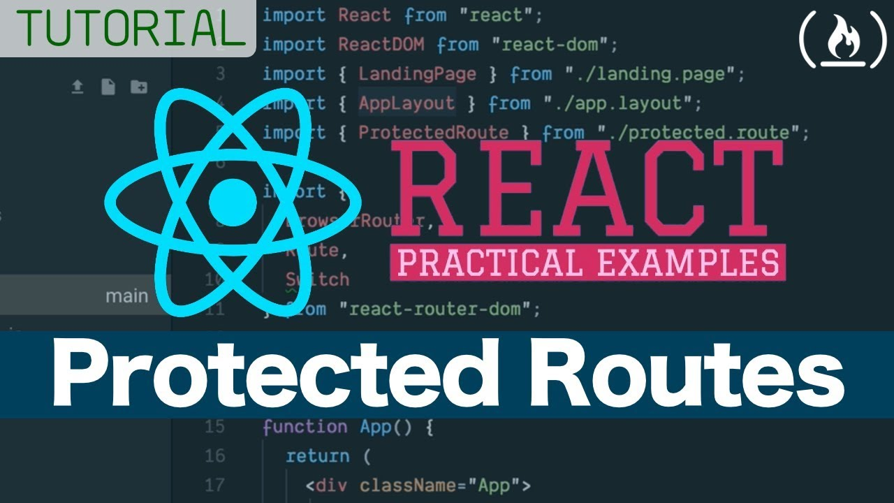 Protected Routes in React using React Router