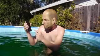 5000 литров СЛИЗИ!!! Гигантский ЛИЗУН против iPhone 6S и ДРОНА   кто победит  БЕСПРЕДЕЛЬНОЕ ВИДЕО