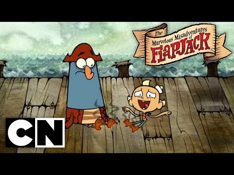marvelous misadventures of flapjack west