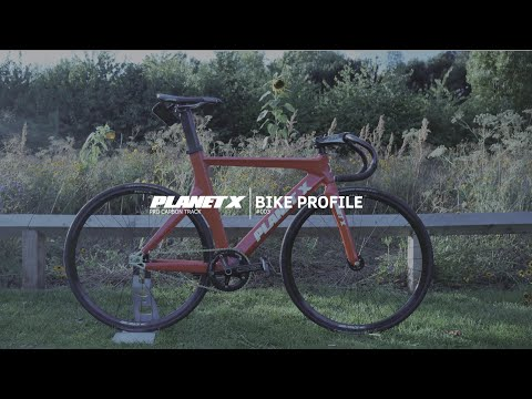 Bike Profile – Planet X Pro Carbon Track Bike | Atiba Quildan