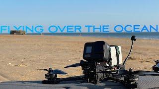 FPV | Flying over the ocean ???? 4k