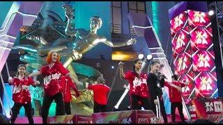 София Фёдорова и артисты ПЦ Эколь – «Танцуй» | Жара KIDS 29.05.18