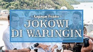Jokowi Kunjungi Puncak Waringin, Spot Instagramable Buat Nikmati Senja di Labuan Bajo