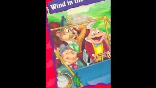 Opening to The Wind in the Willows 1996 VHS