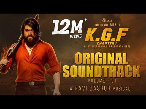 KGF Chapter 1 - BGM (Original Soundtrack)   Vol 1   Yash   Ravi Basrur  Prashanth Neel Hombale Films mp3 yukle - mp3.DINAMIK.az