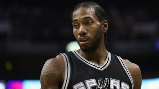 Spurs Wont Trade Kawhi  to West! Try Re-Sign! 2018 NBA Free Agency
