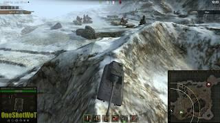 ЯГА Е 100 - ЦАРЬ ГОРЫ | СУПЕР ПОДСАДКИ [World of Tanks]