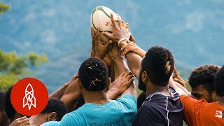 The Rugged Training Methods of Fiji's Best Rugby Players