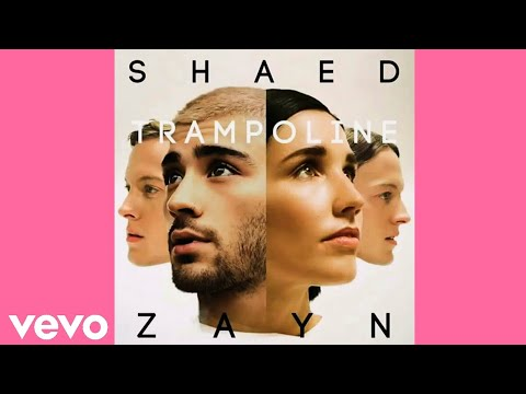 ZAYN - Trampoline ft. Shaed (Official Audio)