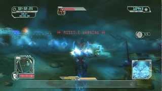 Transformers: Revenge of The Fallen Walkthrough: Autobot-Shanghai Waterfront - Demolishor's Prophecy
