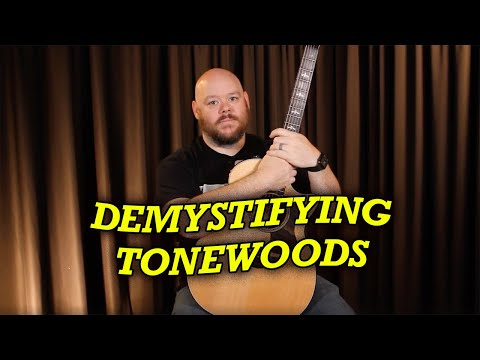 Demystifying Tonewoods | What's the Difference Between Guitar Woods?