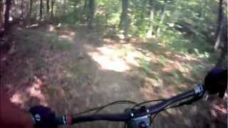 The Brier Creek Trail, Mountain Biking Nolin Lake State Park