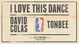 David Colas VS Tonbee  | I love this dance all star game 2015