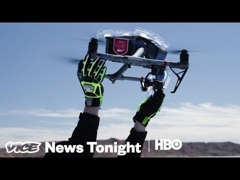 Using Drones To Gather Whale Snot — For Science (HBO)