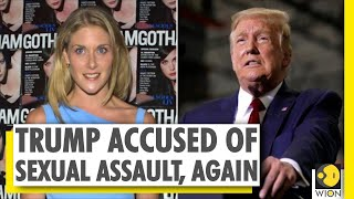 Donald Trump accused of sexual assault by former model | US President | Amy Dorris