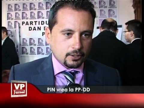 PIN vrea la PP-DD
