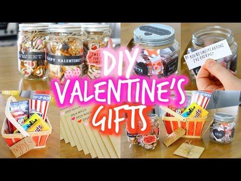 EASY DIY Valentines Gift Ideas for Your Boyfriend!