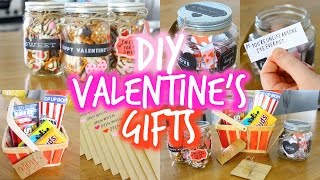 EASY DIY Valentines Day Gift Ideas For Your Boyfriend!