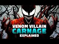 Carnage Explained: Who Is the Venom Villain?