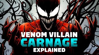 Carnage Explained: Is Marvel's Psychopathic Symbiote in the Venom Movie?