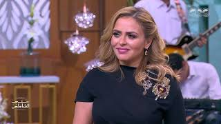 جائزة أفضل نص درامي في 2018.. عمرو محمود ياسين يتسلم الجائزة من منى الشاذلي