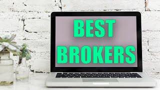 Top 5 Stock Brokers for 2020 (The BEST Online Brokers)